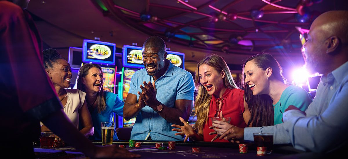 Casino Experiment We Can All Learn From